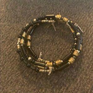 Silpada wrap bracelet